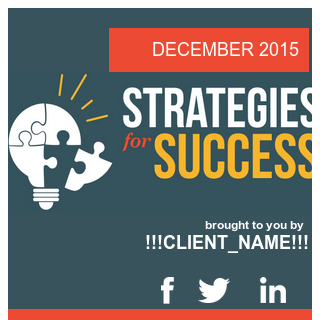 eBook: 4 Critical Strategies for 2016